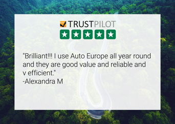 Auto Europe Customer Review