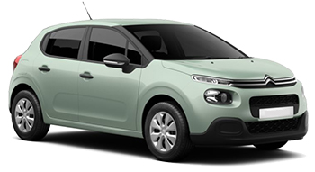 Citroen C3 Car Hire