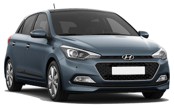 Hyundai i20 Car Hire