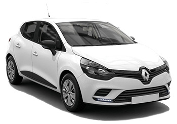 Renault Clio Car Hire