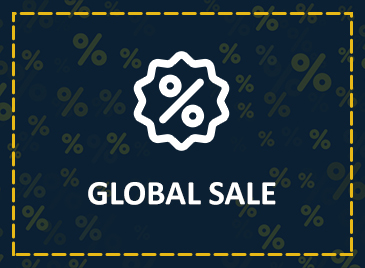 Save with with our Global Sale