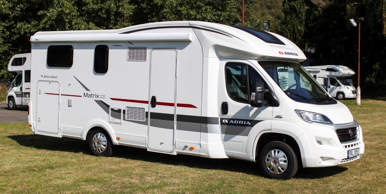 Campervan Hire in Ireland - Motorhome Rental in Ireland