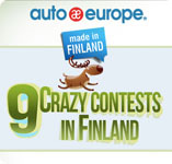 9 crazy contests in Finland