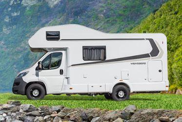 Campervan Hire In Ireland Motorhome Rental In Ireland